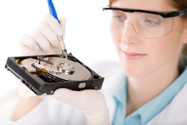 External Drive Data Recovery